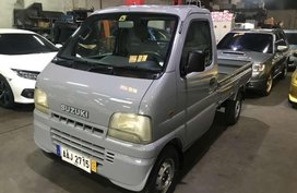 Suzuki Carry 2000 Automatic Gray For Sale