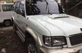 2004 Isuzu Trooper Automatic White For Sale