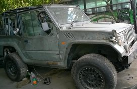 Mitsubishi 73 Military Jeep  4m40 Matic For Sale