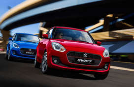 Suzuki Swift 2018 arrives in the Philippines, priced from P755,000