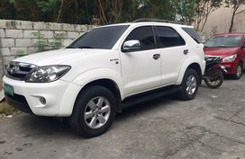Toyota Fortuner G 2008 Gas Automatic For Sale