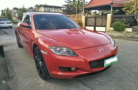Mazda RX8 4 Door Sports Car Rare MT For Sale