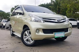 2013 Toyota Avanza 1.5 G Automatic for sale