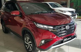 Sure Autoloan Approval  Brand New Toyota Rush 2018