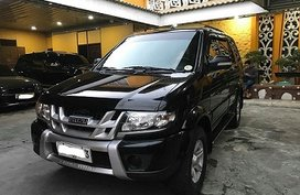 Sell Black 2015 Isuzu Crosswind Automatic Diesel