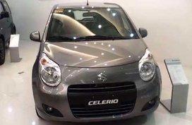 Sure Autoloan Approval  Brand New Suzuki Celerio 2018