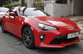 2018 Toyota 86 2.0 MT for sale
