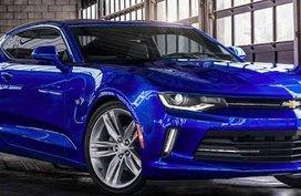 100% Sure Autoloan Approval Brand New Chevrolet Camaro 2018