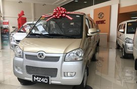 BAIC MZ40 7 Seater Luxury WeVan