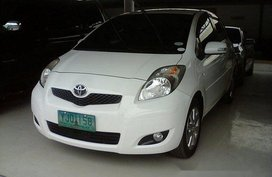 Well-kept Toyota Yaris 2010 for sale
