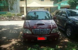 Well-kept  Kia Sedona 2004 for sale
