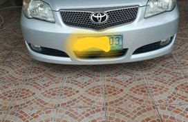 For sale Toyota Vios 1.5G A/t  2005