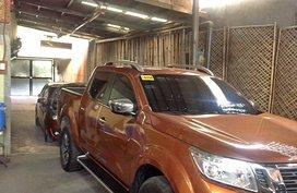 2015 Nissan Navara VL 4x4 7AT for sale