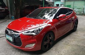 Hyundai Veloster 2012 AT for sale