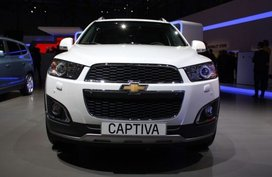 Sure Autoloan Approval  Brand New Chevrolet Captiva 2018