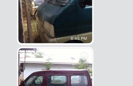2015 Suzuki Multicab buy 3 vans and 1 pick up for only 250K
