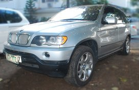 Sell 2nd Hand 2001 Bmw X5 at 35000 km in Quezon City