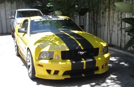 2005 Ford Mustang Saleen 281 Super Charge