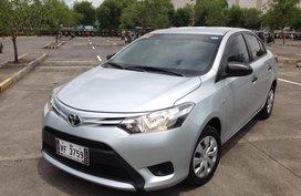 Toyota Vios J 2016 model Manual transmission Lucena City