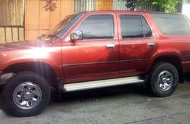 Toyota Hilux surf 1996 FOR SALE