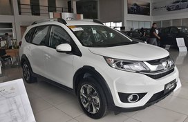 Honda BR-V S CVT 2018 FOR SALE