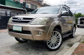 2006 Toyota Fortuner 2.7 4X2 G Gas Automatic