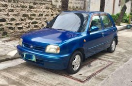 NISSAN Micra Supermini 2006 Blue For Sale