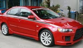 100% Sure Autoloan Approval 2018 Misubishi Lancer for sale