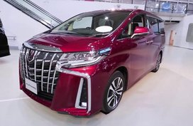 Toyota Alphard New 100% Sure Autoloan Approval For Sale