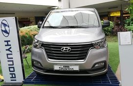2018 GRAND STAREX FACELIFTED