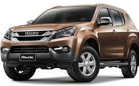 Isuzu Mu-X New Sure Autoloan Approval For Sale
