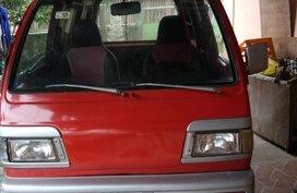 Suzuki Mini Van Red For Sale