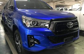 2018 TOYOTA HILUX 4X4 CONQUEST NEW For Sale