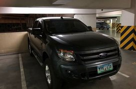 2014 Ford Ranger XL Manual Gray For Sale