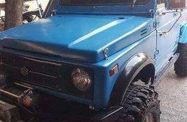 for sale suzuki samurai trail ready 4x4 blue