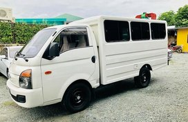 FRESH 2015 HYUNDAI H100 FB VAN DUAL A/C for sale