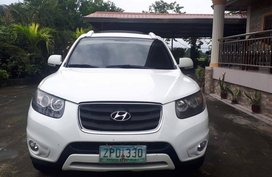 Hyundai Santa Fe 2008 AT White For Sale
