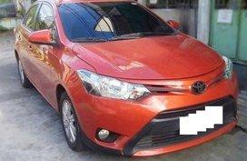 Toyota Vios GRAB 2016 MT Orange For Sale