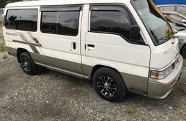Nissan Urvan Escapade Manual diesel 2012 For Sale