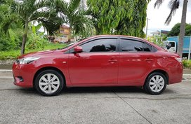 Toyota Vios 2015 Automatic Red For Sale