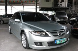 2009 Mazda 6 AT Silver For Sale