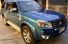 FORD Everest 4X2 DSL AT 2010