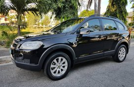 Chevrolet Captiva 2011 VDCI Automatic 7 Seater Diesel