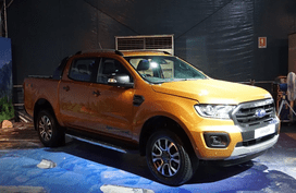 Ford Ranger 2019 comes with Wildtrak's safety kits & upgraded engines