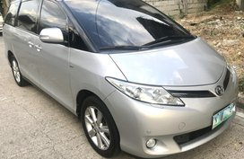 TOYOTA PREVIA 2.4L AT 2010 Silver For Sale