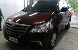 Toyota Innova 2016 For Sale
