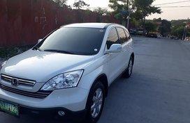 2009 Honda CR-V White For Sale