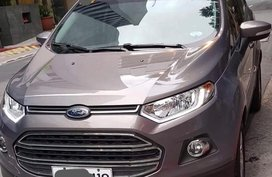 2017 Ford Ecosport Titanium AT for sale