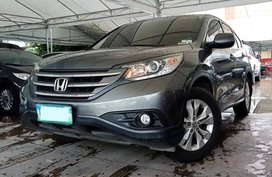 2012 Honda CRV 4X2 Automatic Gray For Sale