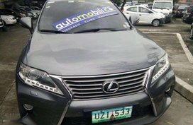 2012 Lexus Lexus Rx Gasoline AT - AUTOMOBILICO SM City Bicutan